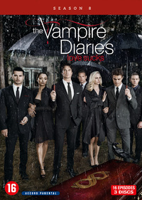 The Vampire Diaries - Seizoen 8-DVD