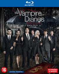 The Vampire Diaries - Seizoen 8-Blu-Ray