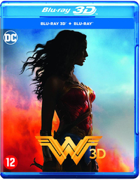 Wonder Woman (2017)-3D Blu-Ray