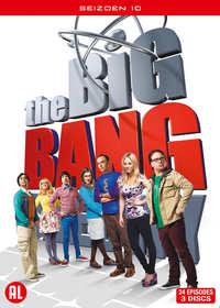 The Big Bang Theory - Seizoen 10-DVD