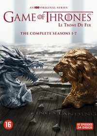Game Of Thrones Seizoen 1 - 7-DVD