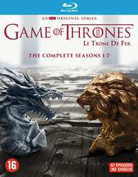 Game Of Thrones Seizoen 1 - 7-Blu-Ray