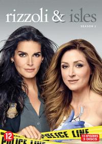 Rizzoli & Isles - Seizoen 7-DVD
