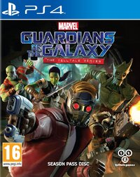 Guardians Of The Galaxy - Telltale Series-Sony PlayStation 4