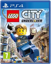 Lego: City Undercover-Sony PlayStation 4