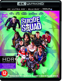 Suicide Squad (Extended Edition) (4K Ultra HD En Blu-Ray)-4K Blu-Ray