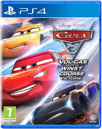 Cars 3: Vol Gas Voor De Winst-Sony PlayStation 4