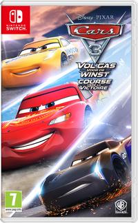Cars 3: Vol Gas Voor De Winst-Nintendo Switch