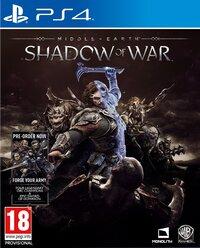 Shadow Of War-Sony PlayStation 4