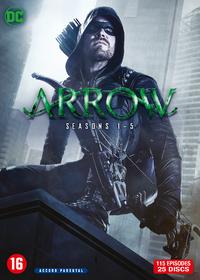 Arrow - Seizoen 1-5-DVD