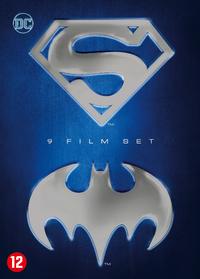 Batman + Superman Anthology-DVD