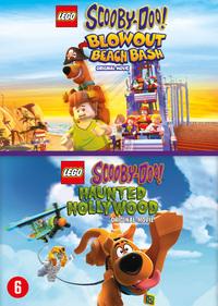 Lego Scooby Doo - Haunted Hollywood + Blowout Beach Bash-DVD
