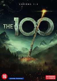 The 100 - Seizoen 1-4-DVD