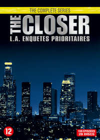 The Closer - Complete Collection-DVD