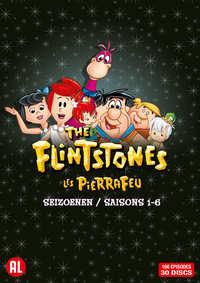 The Flintstones Seizoen 1-6-DVD