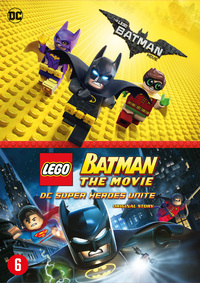 Lego Batman Movie + Lego Batman - DC Superheroes Unite-DVD