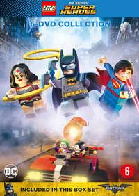 Lego DC Comics Super Heroes + Lego Batman-DVD