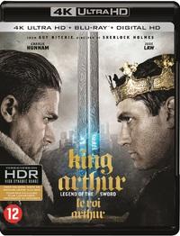 King Arthur: Legend Of The Sword (4K Ultra HD En Blu-Ray)-4K Blu-Ray