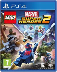 Lego Marvel Super Heroes 2-Sony PlayStation 4