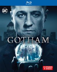 Gotham - Seizoen 3-Blu-Ray