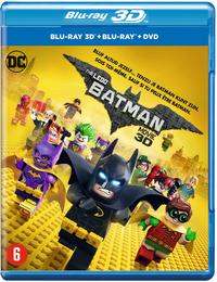 Lego Batman Movie (3D En 2D Blu-Ray + DVD)-3D Blu-Ray