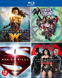 DC Comics Movie Collection-Blu-Ray