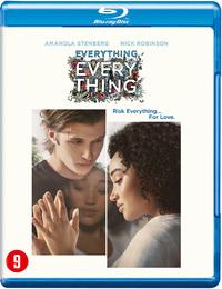Everything, Everything-Blu-Ray