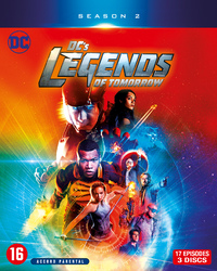 Legends Of Tomorrow - Seizoen 2-Blu-Ray