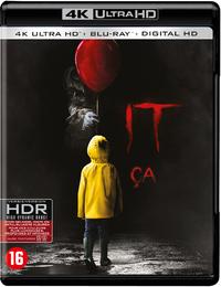 It: Chapter One (2017) (4K Ultra HD En Blu-Ray)-4K Blu-Ray