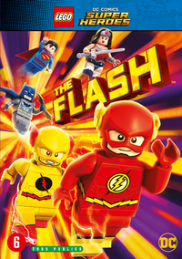 Lego DC Super Heroes - The Flash-DVD