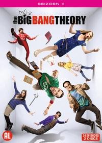The Big Bang Theory - Seizoen 11-DVD