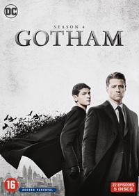 Gotham - Seizoen 4-DVD