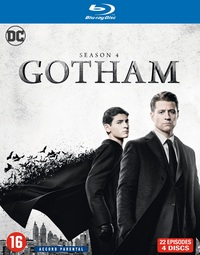 Gotham - Seizoen 4-Blu-Ray