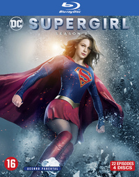 Supergirl - Seizoen 2-Blu-Ray