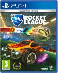 Rocket League (Collectors Edition)-Sony PlayStation 4