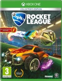 Rocket League (Collectors Edition)-Microsoft XBox One