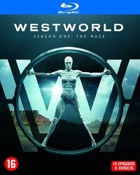 Westworld - Seizoen 1-Blu-Ray