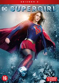 Supergirl - Seizoen 2-DVD