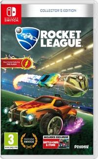 Rocket League (Collectors Edition)-Nintendo Switch