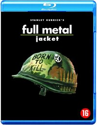 Full Metal Jacket-Blu-Ray