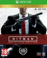 Hitman - Defenitive Edition (Steelbook)-Microsoft XBox One