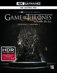 Game Of Thrones - Seizoen 1 (4K Ultra HD En Blu-Ray)-4K Blu-Ray
