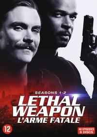 Lethal Weapon - Seizoen 1 & 2-DVD