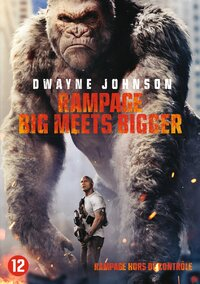 Rampage: Big Meets Bigger-DVD