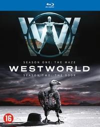 Westworld - Seizoen 1 & 2-Blu-Ray