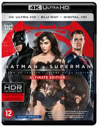 Batman V Superman - Dawn Of Justice-4K Blu-Ray