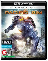 Pacific Rim (4K Ultra HD + Blu-Ray)-4K Blu-Ray