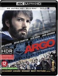 Argo (4K Ultra HD En Blu-Ray)-4K Blu-Ray
