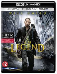 I Am Legend-4K Blu-Ray