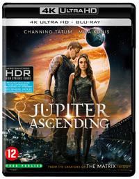 Jupiter Ascending (4K Ultra HD En Blu-Ray)-4K Blu-Ray